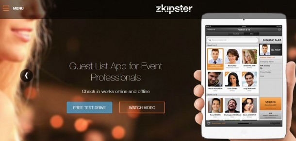 Start-ups in New York: Zkipster