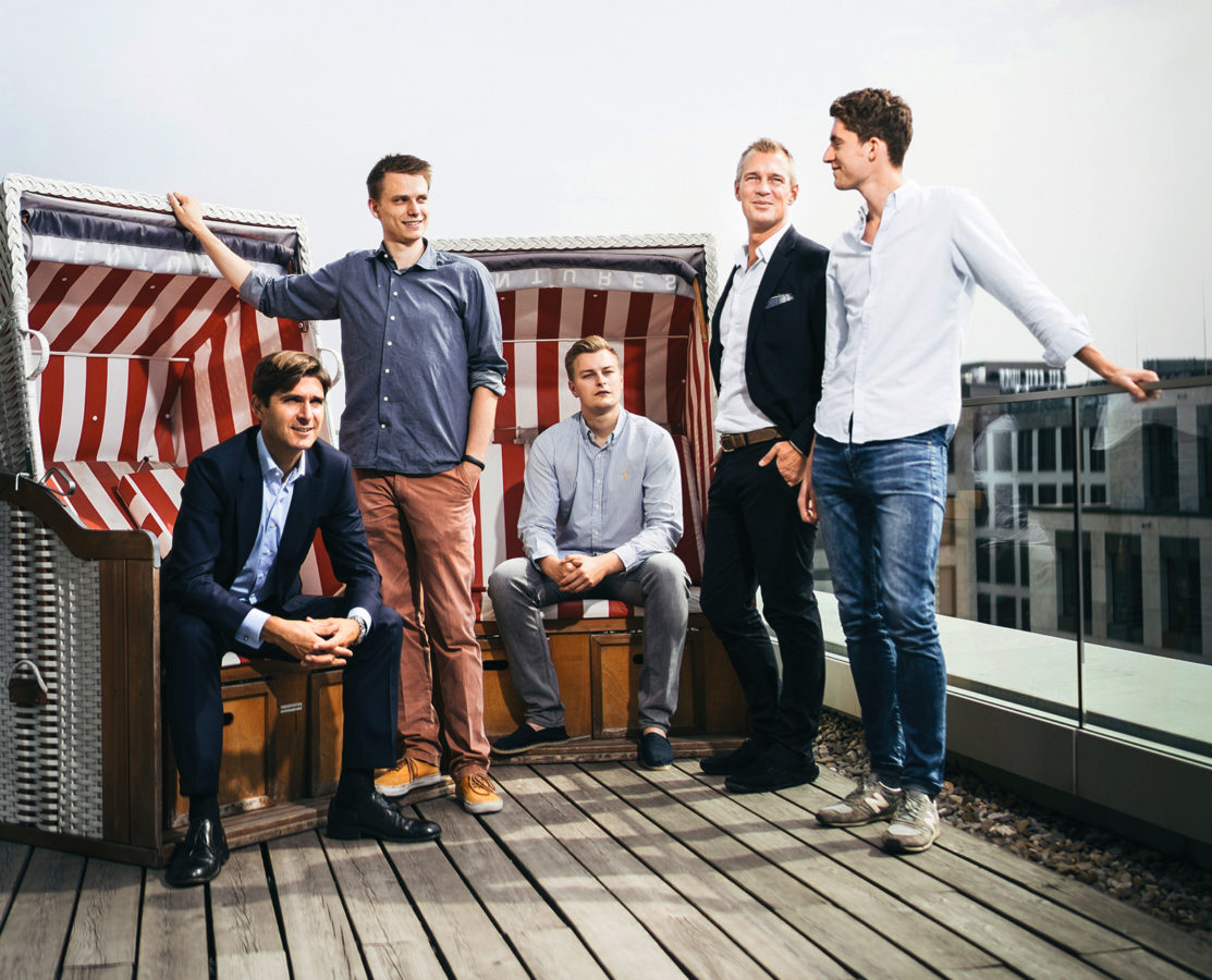 Start-up Liqid: Das digitale Family-Office