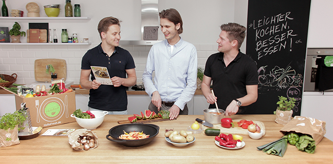Rocket Internet: Hellofresh bereitet Börsengang vor
