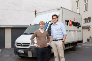 Movinga: Berliner Start-up erhält 25 Millionen Euro