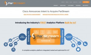 Cisco will Kölner Start-up Parstream übernehmen