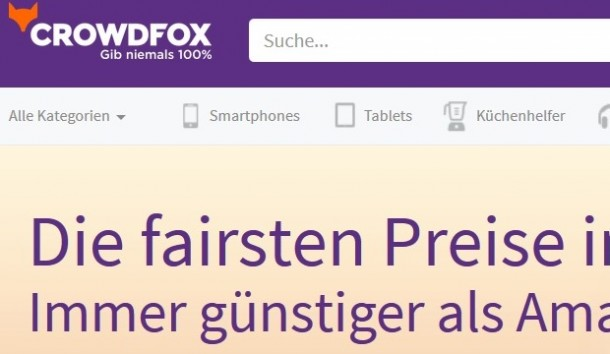 Amazon-Konkurrent: Idealo beteiligt sich an Start-up Crowdfox