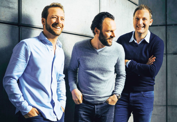 Cherry Ventures: Ex-Zalando-Manager stecken 150 Millionen in Start-ups