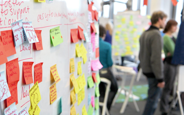 Design Thinking: Ideenquell für Start-ups?