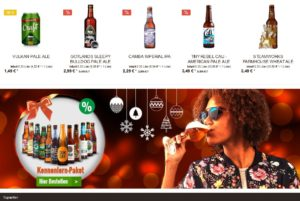 Craft Beer: Bier Deluxe will Europa erobern