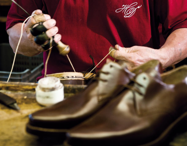 Shoepassion und Dinkelacker: Traditionsmarke und Start-up fusionieren