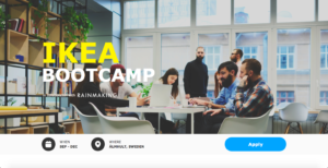 Ikea: Schweden starten Start-up-Programm