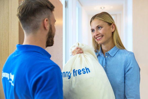 Jonny Fresh: Wäsche-Start-up expandiert