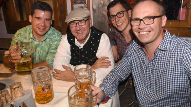 Bits & Pretzels: Hollywood-Star Kevin Spacey wird Partner der Start-up Messe