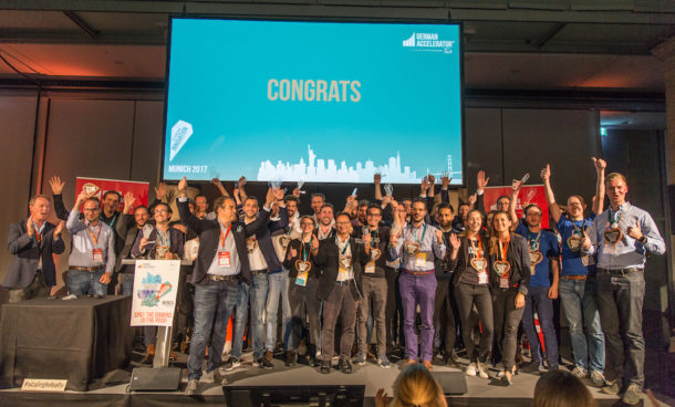 German Accelerator Tech: 22 Start-ups holen sich ihr USA-Ticket