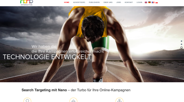 Nano Interactive: Vier Millionen für Adtech Start-up