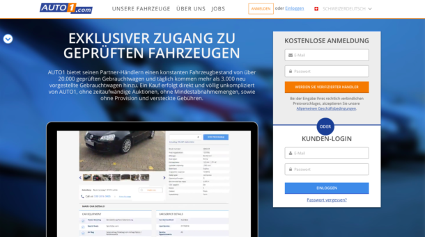 Auto1: Berliner Start-up in der Kritik