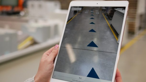 Insider Navigation: Innogy investiert in Augmented Reality
