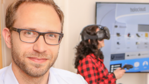 Innoactive: Millionen für VR/AR-Start-up