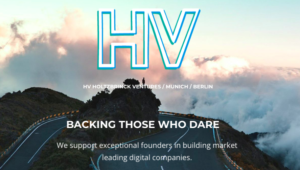 HV Holtzbrinck Ventures: Start der Seed-Offensive
