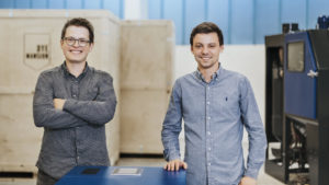 DyeMansion: 3D-Druck Start-up schließt Series A Finanzierungsrunde ab