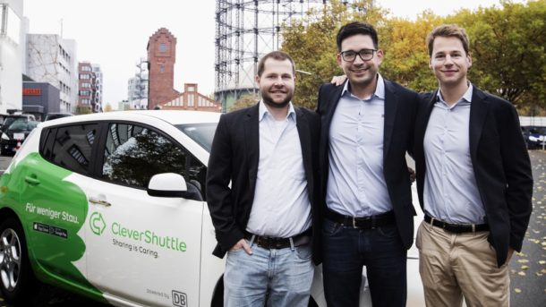 Clevershuttle: Taxi-Alternative expandiert nach Dresden