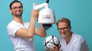 Soccerwatch.tv: Essener Start-up kooperiert mit DFB