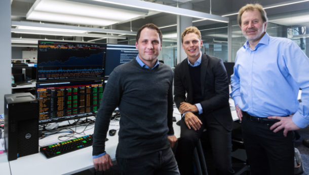 Scalable Capital: Robo-Advisor bucht 25 Millionen Euro ein