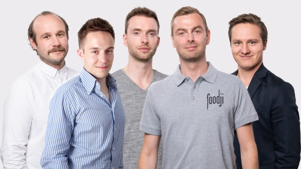 Foodji: Start-up verkauft frisches Essen in Hightech-Automaten
