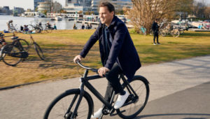 Vanmoof: E-Bike-Start-up auf den Spuren von Tesla und Apple